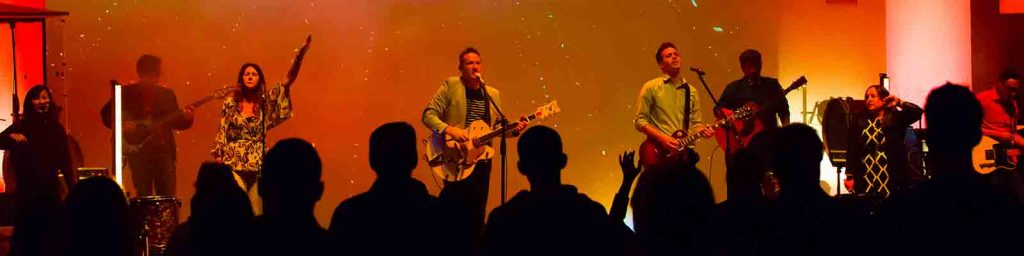 The Point Church in San Jose worship music
