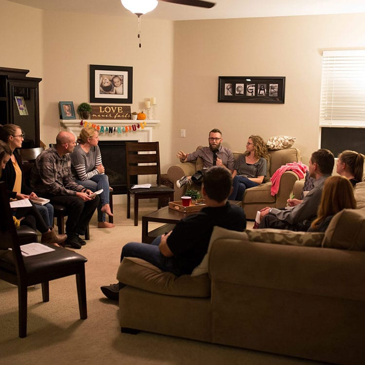 Small Groups at The Point Church in San Jose